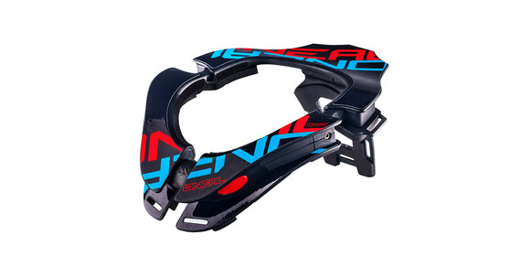 ONeal Tron Neckbrace blue/red